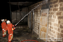 Fire in Zovk Village: there were no casualties