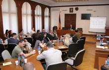 Արեւելյան գործընկերության երկրների հանրային կառավարման փորձագետները հյուրընկալվեցին ՏԿՆ-ում