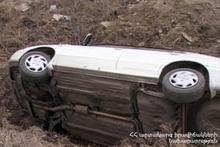 RTA on Yerevan-Masis Highway: there were no casualties