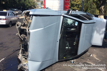 RTA on Goris-Yerevan Highway: there was a casualty