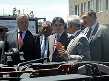 """Փոխվարչապետը ներկա գտնվեց """"Հարավկովկասյան երկաթուղի"""" ՓԲԸ արդիականացված հանգույցների շահագործման արարողությանը"""