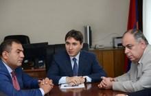Փոխվարչապետը ներկայացրեց Ջրային տնտեսության պետական կոմիտեի նորանշանակ նախագահին