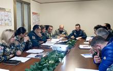 Ստուգվեց արտակարգ իրավիճակների դեպքում Հայաստանի և Վրաստանի միջև տեղեկատվության տրամադրման շղթայի արդյունավետությունը