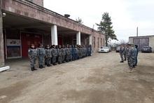 Փրկարար ծառայության տնօրենն այցելել է սահմանամերձ մարզ
