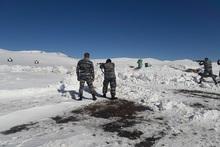 Մարզային փրկարարական վարչություններում անցկացվել են կրակային պատրաստության դասընթացներ