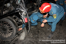 RTA at the end of Musaler village: there was a casualty and a victim