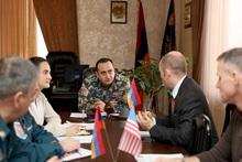 Հայաստանը զարգացնում է քիմիական, կենսաբանական, ճառագայթային և միջուկային աղետների արձագանքման կարողությունները