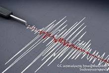 Երկրաշարժ Գավառ քաղաքից 12 կմ հարավ-արևմուտք
