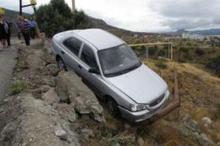 ՃՏՊ Երևան-Մեղրի ավտոճանապարհին. տուժածներ չկան
