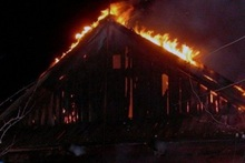 Փրկարարները մարել են Դպրաբակ գյուղում բռնկված հրդեհը