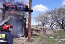 Այրվել է էլեկտրական ենթակայան. տուժածներ չկան