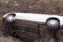 RTA on Yerevan-Meghri roadway: there was a victim