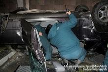 ДТП на автодороге Севан-Мартуни-Гетап: пострадавших нет