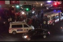 Ավտոմեքենան բախվել է գազատար խողովակին. տուժածներ չկան