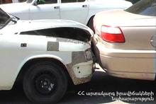 RTA on Kapan-Kajaran roadway: there were casualties