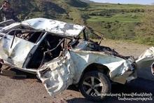 ДТП на автодороге Вайк-Гомк: есть погибший