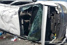 RTA in the Stavropol region of Russian Federation: there were suffered Armenian citizens