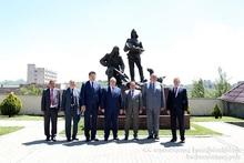 Сенатор РФ: братство армянских и русских спасателей укрепилось в Спитаке
