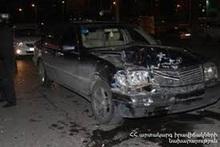 ДТП на автодороге Ереван-Ерасх: есть пострадавший