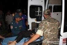Спасатели оказали гражданину необходимую помощь