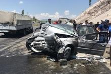 ՃՏՊ Երևան-Սևան ավտոճանապարհին. կան տուժածներ և մեկ զոհ
