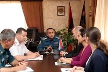 Հայաստանը զարգացնում է կենսաբանական սպառնալիքների դեմ պայքարի կարողությունները