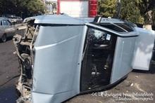 ՃՏՊ Ախուրյան-Բասեն ավտոճանապարհին. կա տուժած