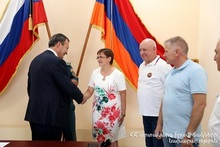 """Head of Cynology Service of MES of the RF: """"I'm engraved from the great desire of the Armenian colleagues to perfect themselves""""."""