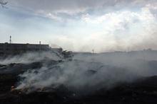Հրդեհ Եռաբլուր պանթեոնի մոտակայքում. հրշեջները դեպքի վայրում են (լրացված)