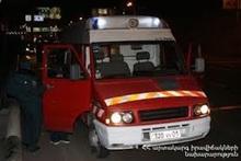 RTA on Spitak-Gyumri roadway: there was a victim
