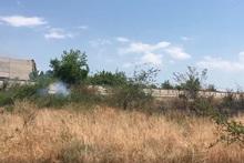 Հսկվող այրում մոտ 30 հեկտար տարածքում