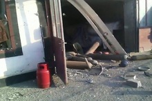 A gas cylinder exploded in Yeghegnadzor town: there were no casualties