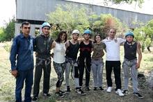 Պատանի հրշեջ-փրկարարների խումբը հուլիսի 4-13-ը կմասնակցի  Բելառուսում կայանալիք փրկարարների 17-րդ միջազգային մրցույթ-հավաքին