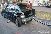 RTA on Tigran Metsi Avenue: there was a casualty