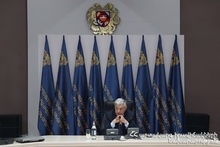 Disciplinary meeting in the Ministry of Emergency Situations