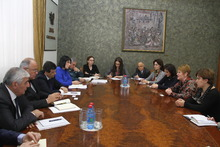 ՏԿԱԻ նախարարն ընդունել է ԱՄՆ միջազգային զարգացման գործակալության առաքելությանը