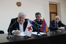 Շարունակվում է Հայկական Կարմիր խաչի ընկերության և ՏԿԱԻ նախարարության համագործակցությունը