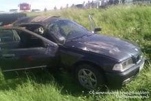 ДТП на автодороге Апаран-Спитак. Есть пострадавшие