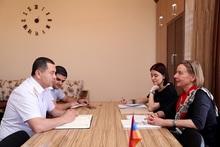 Համագործակցություն հանուն Հայաստանի անվտանգության բարձրացման