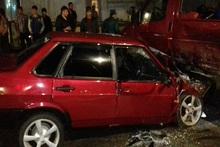 Տաշիր քաղաքում բախվել են ավտոմեքենաներ. կան տուժածներ