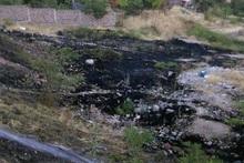 Նուբարաշեն թաղամասում այրվել է մոտ 10 հա խոտածածկույթ