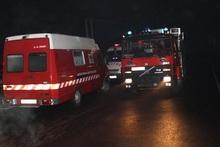 Հրշեջ-փրկարարները մարել են չգործող խանութում բռնկված հրդեհը