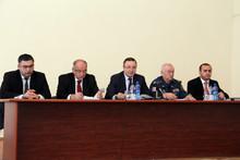 Կայացել է Արմավիրի մարզխորհրդի առաջին նիստը