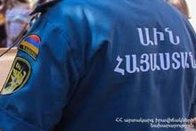 Спасатели устранили утечку газа