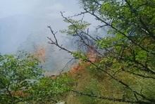 Пожарные-спасатели потушили пожары на травяных участках около 39.66 га