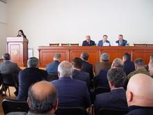 Տեղի ունեցավ Գեղարքունիքի մարզի խորհրդի 2015 թ. առաջին նիստը