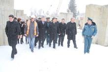 ՏԿԱԻ նախարար Արմեն Երիցյանը մասնակցեց Լոռու մարզխորհրդի նիստին