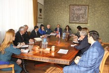 Հայաստանում ԱՄՆ նորանշանակ դեսպանի առաջին հանդիպումը ՏԿԱԻ նախարարի հետ