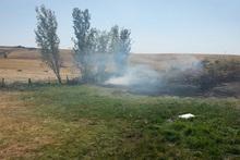 Пожарные-спасатели потушили 40 пожаров на травяных участках около 47 га, привлекая 43 пожарно-спасательных отряда и 4 оперативные группы