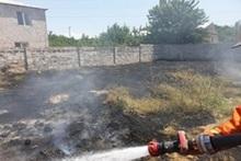 Пожарные-спасатели потушили 42 пожаров на травяных участках около 57 га, привлекая 51 пожарно-спасательных отряда и 2 оперативные группы